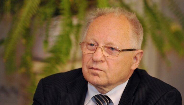 Stradiņš: Latvija nav zinātnei labvēlīga valsts