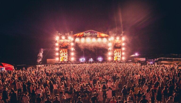 Festivāls 'Summer Sound' jau šonedēļ – noderīga informācija apmeklētājiem