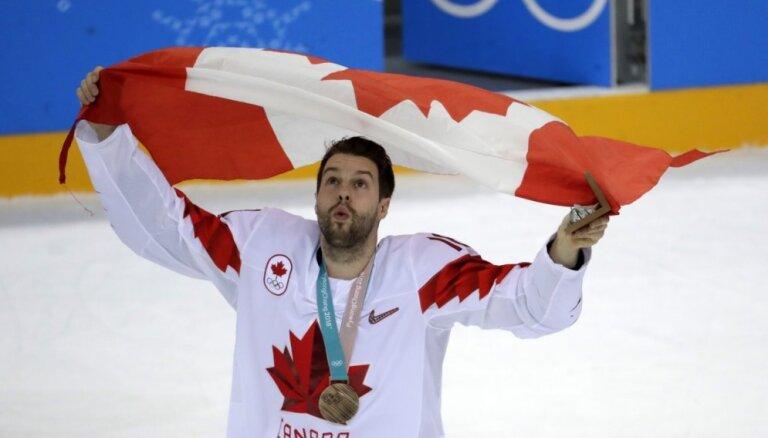 Vairāki olimpisko izlašu hokejisti pēc Phjončhanas atrod darbu NHL