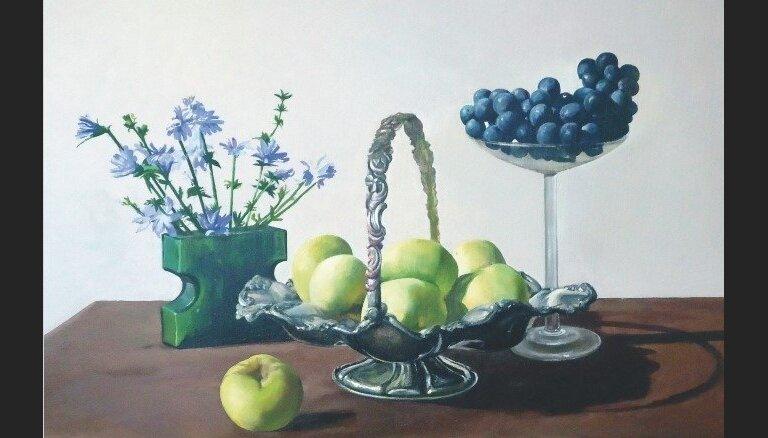 Notiks mākslinieka Jura Pudāna piemiņai veltīta izstāde