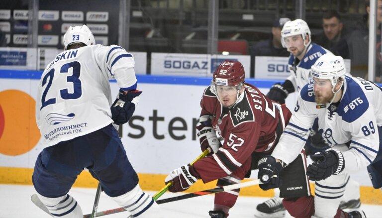 Rīgas 'Dinamo' cīņā pret Indraši centīsies pārtraukt zaudējumu sēriju