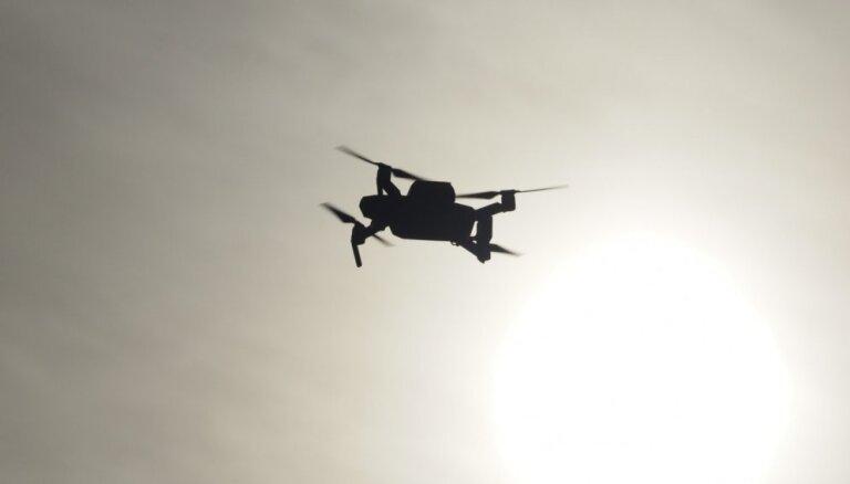 Разведка: Россия использует дроны для наблюдения за объектами в Литве