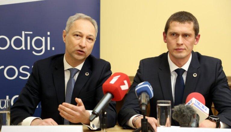 Bordāns Jurašu virza par TM parlamentāro sekretāru