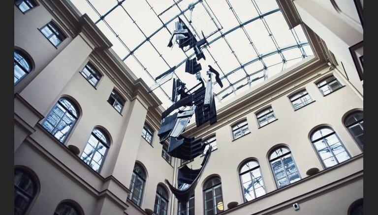 'Skaņu mežu' atklās piecas stundas garš skaņdarbs mākslas muzejā 'Rīgas birža'