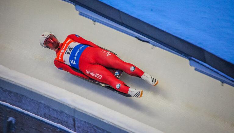 Aparjods izcīna bronzas medaļu Eiropas čempionātā
