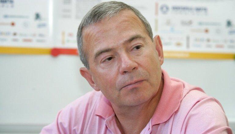 Лембергс: самая реальная коалиция - ЦС и ПРЗ