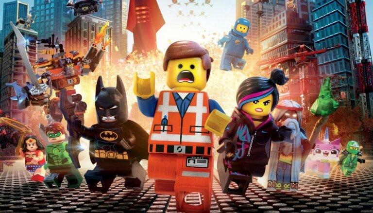 'Lego' piedzīvojis lielāko pārdošanas kritumu pēdējo 13 gadu laikā