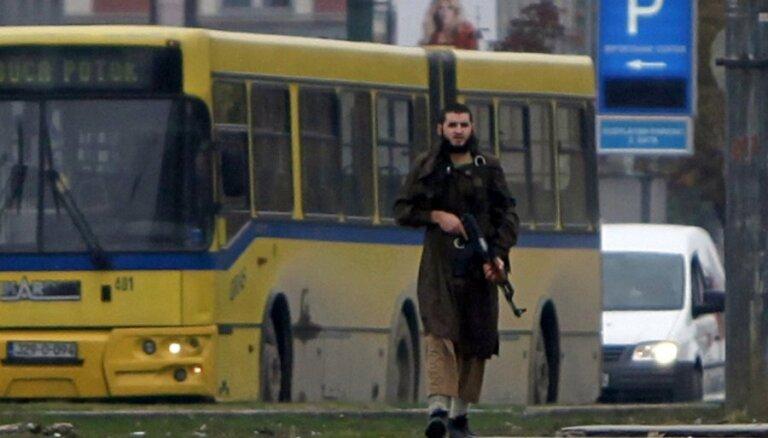 """Следы мусульманского """"стрелка"""" из Сараево ведут в Сербию"""
