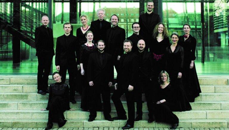 Pēterbaznīcā uzstāsies Mogena Dāla kamerkoris no Dānijas un latviešu operas solisti