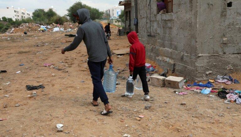 Евросоюз не исключает отправку солдат-миротворцев в Ливию