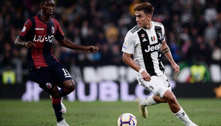 'Juventus' pirmie Itālijas čempionātā izcīna 1000 mājas uzvaras