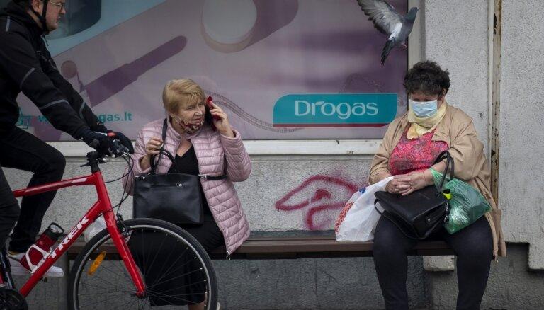 Covid-19: Lietuvā inficējušies vēl 413 cilvēki; Igaunijā - 37