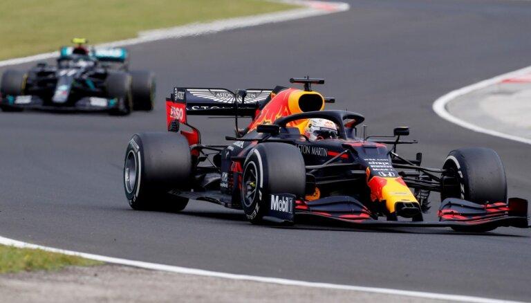 Toms Ģigulis: 'Mercedes' dominancei cenšas spītēt ģeniālais Verstapens