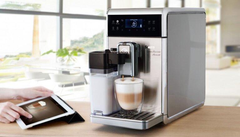Saeco – 30 gadi izcilības. Dzimis no kaislības pret kafiju un inovācijām