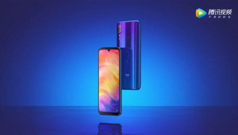 Xiaomi представила бюджетный смартфон с 48-мегапиксельной камерой
