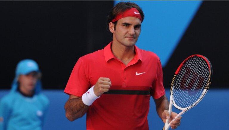 Федерер стал первым, кто заработал в теннисе более $ 70 миллионов
