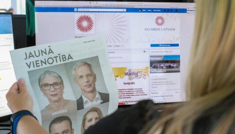 Jaunas stratēģijas vēlētāju balsu 'medībām'– politiķi ieskicē rīcības plānus