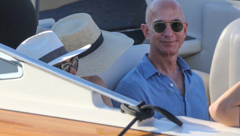 Planētas bagātākais cilvēks Džefs Bezoss nopērk visdārgāko villu Kalifornijā
