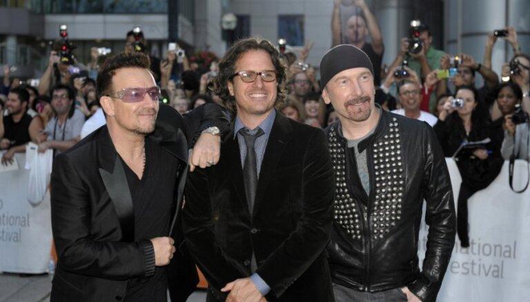 Новый альбом U2 провалился в мировых чартах