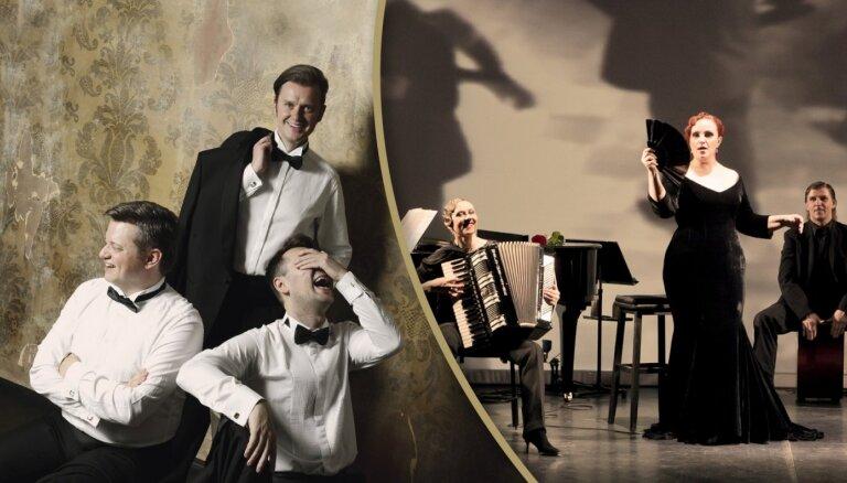 Latvijas Nacionālā opera aicina uz brīvdabas koncertiem Mežaparkā