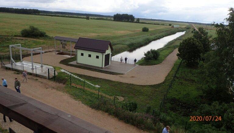 Plūdu risku novēršanai lauku teritorijās pērn īstenoti projekti 8,22 miljonu eiro vērtībā