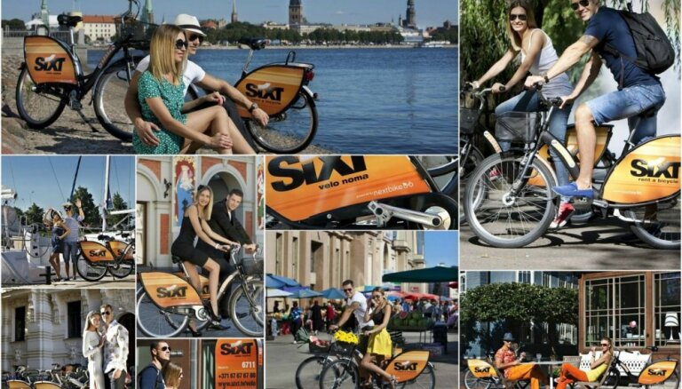 Уже второй год в самых популярных пунктах велопроката Sixt аренда велосипедов будет доступной в течение всей зимы