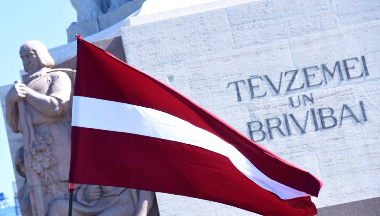 4 мая Левитс обратится к латвийцам в прямом эфире: поздравит с 30-летием восстановления независимости