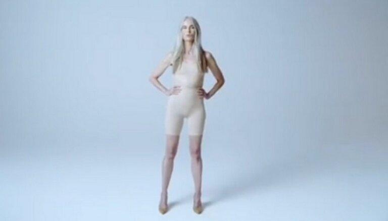 ВИДЕО: Ким Кардашьян выбрала для своей рекламы возрастных моделей