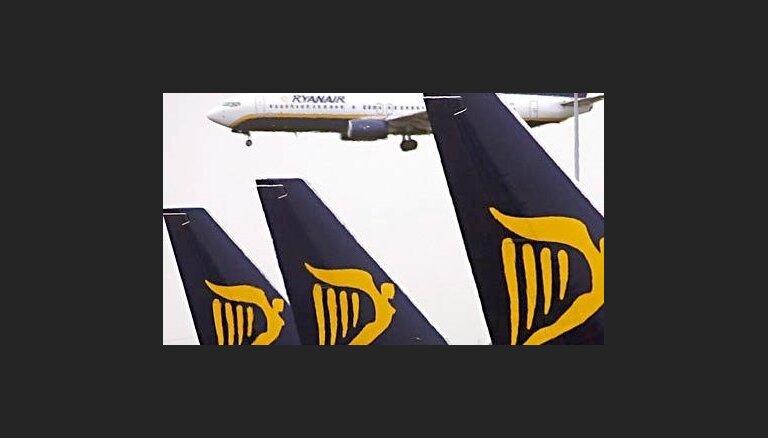 В Ryanair рассказали о планах авиаперевозок из Риги