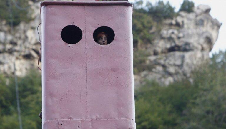 Sarūsējušo un depresīvo gaisa tramvaju meka - Čiatūra