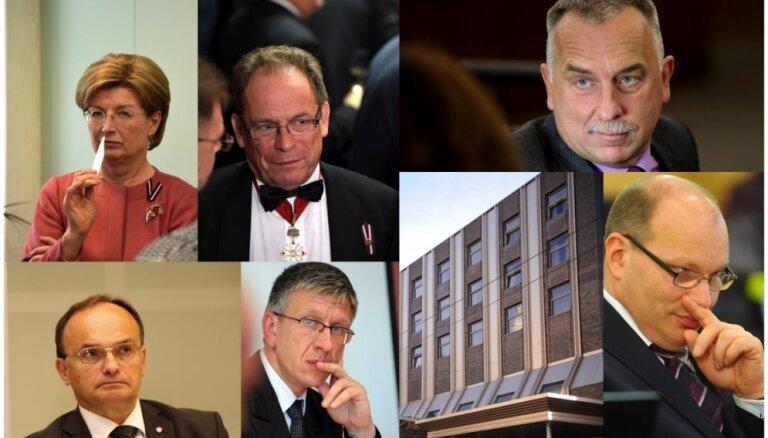 'Rīdzenes sarunas': izmeklēšanas otrā elpa vai farss