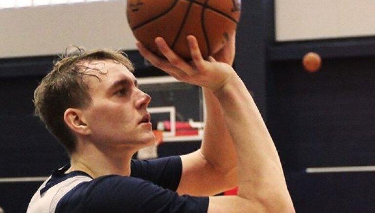 Žurnālisti: Pasečņiks varētu tikt izsaukts uz NBA