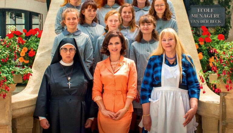 'Kā būt labai sievai' stāstīs par notikumiem prestižā mājsaimnieču skolā