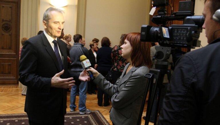 """Лагздиньш: """"Центр согласия"""" обязательно будет в правительстве"""