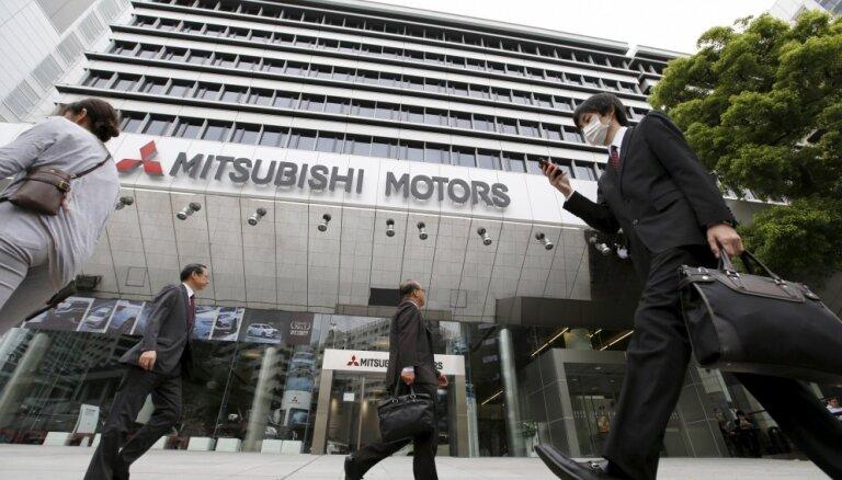 Топливный скандал в Mitsubishi: обыски в компании и крах курса акций