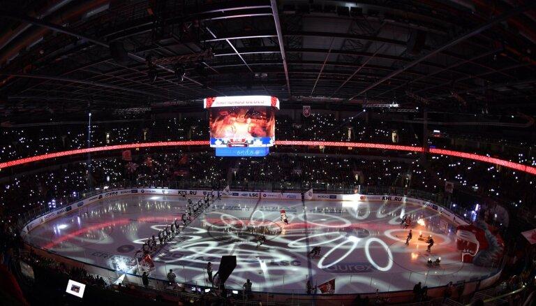 Rīgas 'Dinamo' sezonu noslēgs ar četru spēļu izbraukumu Tālajos Austrumos