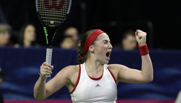 Алена Остапенко не будет выступать на US Open
