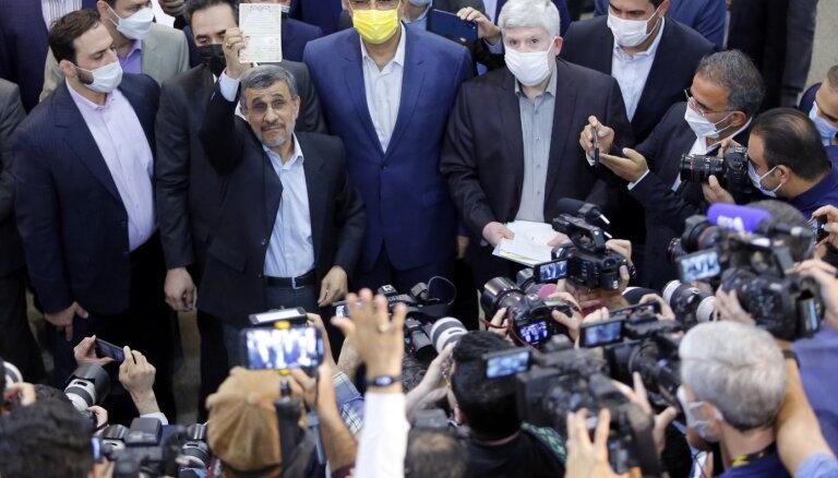 Ahmadinedžads atkal grib vadīt Irānu