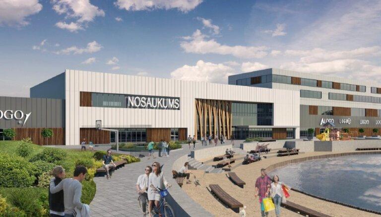 На границе Риги появится гигантский торговый центр (+ визуализация)