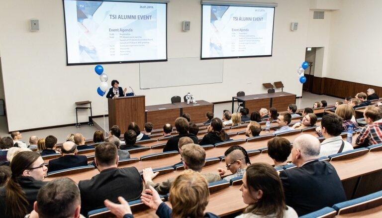 TSI устраивает праздник для выпускников и студентов