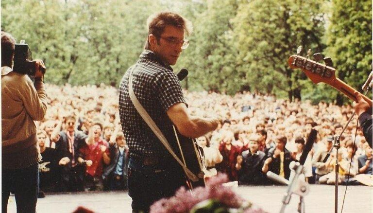 Mūzikai veltīts mūžs. Latvijas rokenrola karalis Pits Andersons