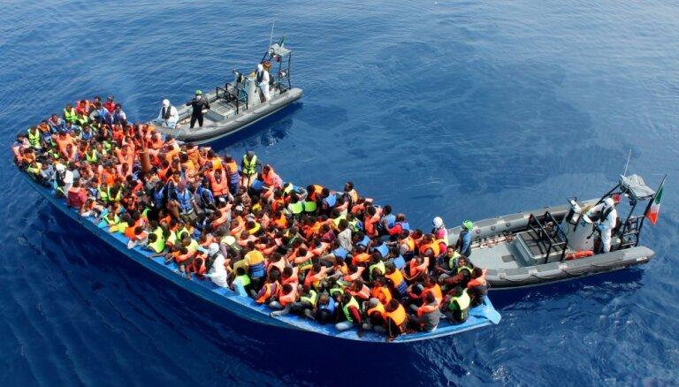 Чехия отказалась принимать африканских мигрантов