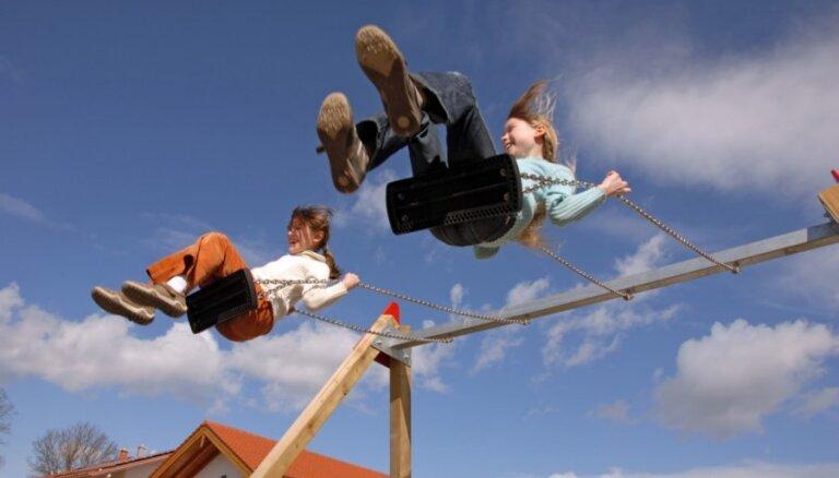 Sports, māksla un aktiermeistarība: bezmaksas aktivitātes bērniem un jauniešiem vasarā