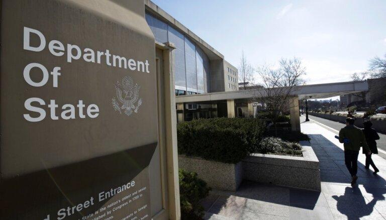 Госдеп США выступил с рядом обвинений в адрес России