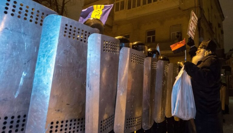Ukrainas valdība atsākusi darbu normālā režīmā