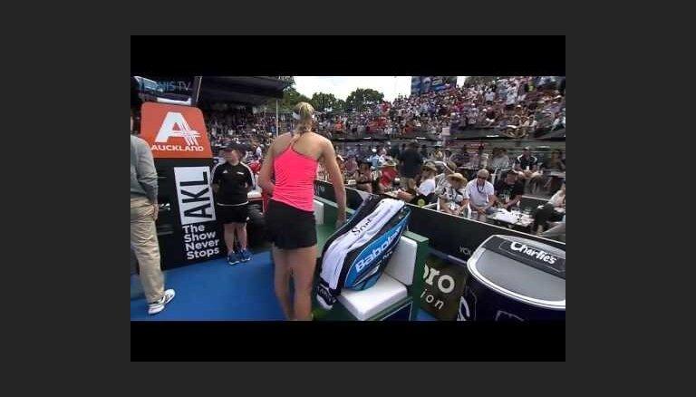 Сообщество WTA поддерживает Броэди в конфликте с Остапенко