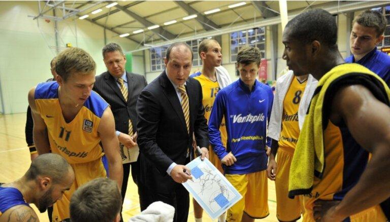 BK 'Ventspils' spēlētāji sagatavos skolēnus turnīram 'Basketvīruss'