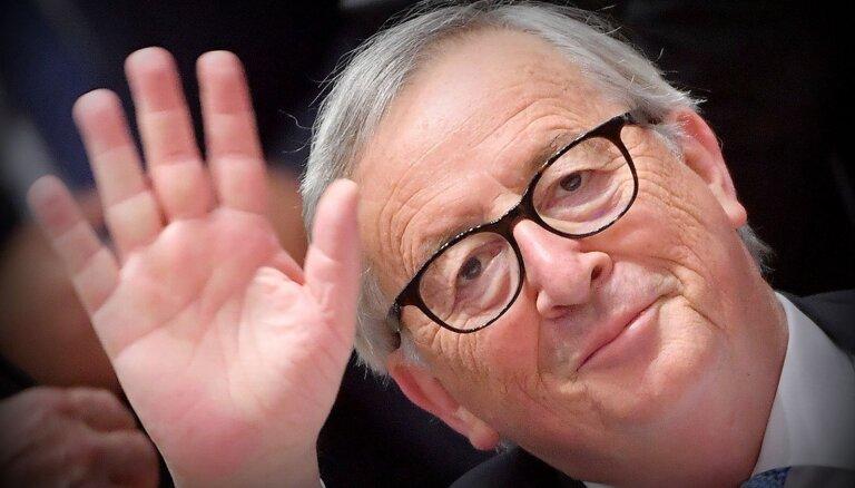 Neplānotā cīņa par Junkera krēslu: kurš Eiropā demokrātiskākais