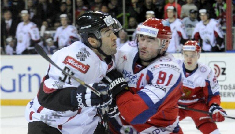 Знарок назвал состав сборной России на матчи с Латвией 18 и 19 апреля