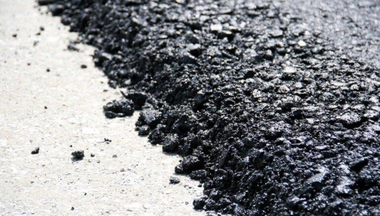 Sākti būvdarbi autoceļa posmā no Remtes līdz Brocēniem
